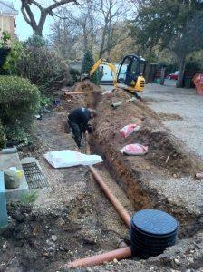 drain repairs kent