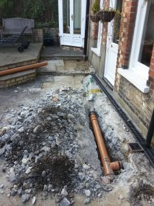 drain repair tunbridge wells