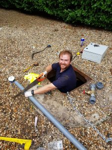 Unblocking Drains in Croydon