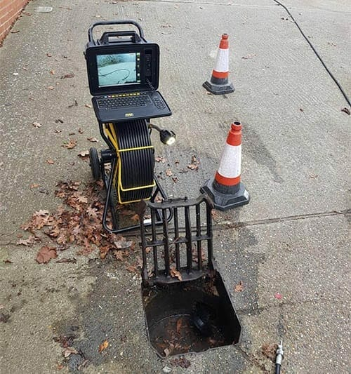 drain surveys Burgess Hill