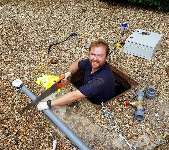 drainage block management