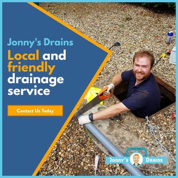 drain repairs redhill