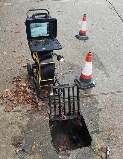 CCTV Drain Surveys and Mapping Tonbridge