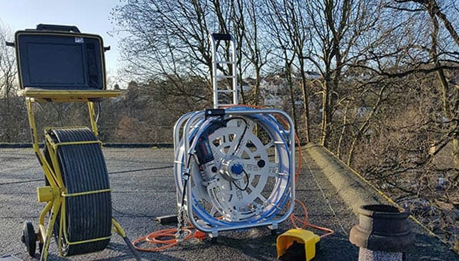 CCTV Drain Survey Tonbridge